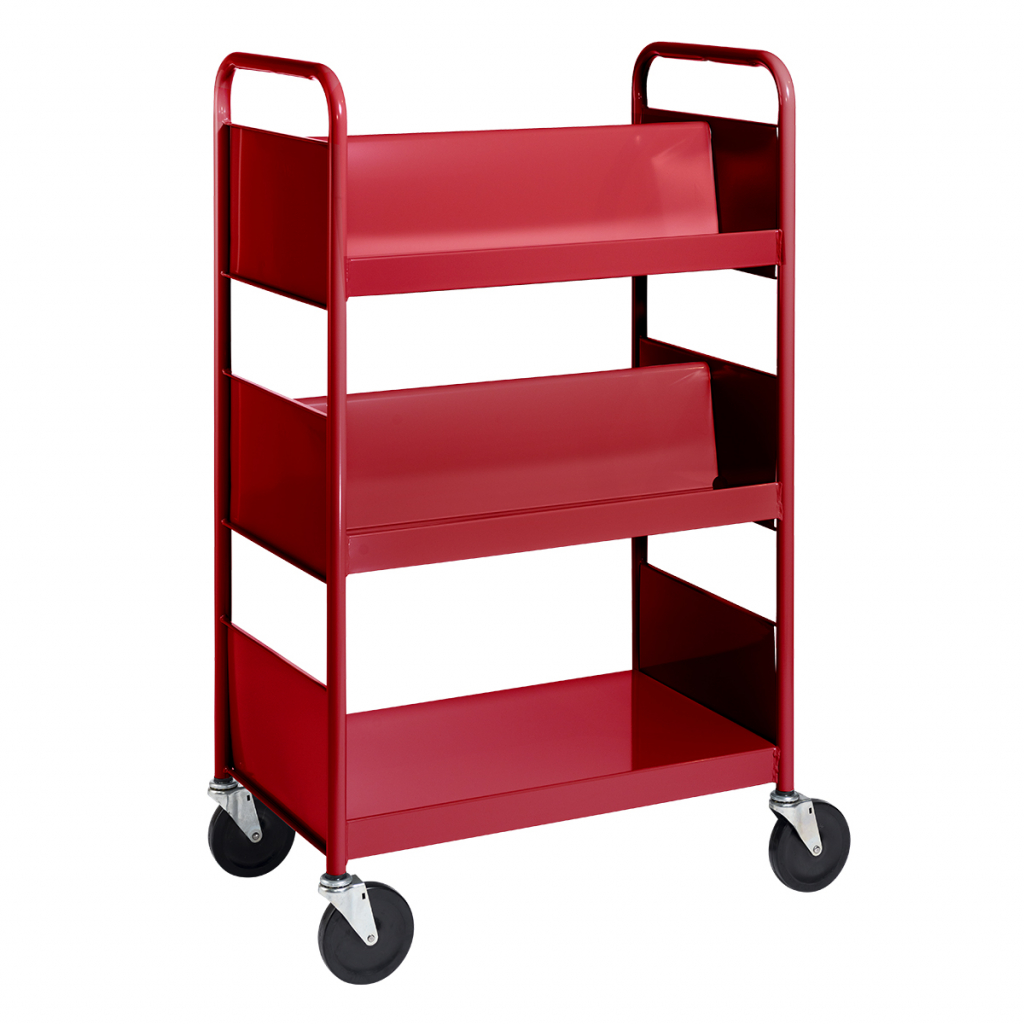 Multipurpose Cart RBS4F - Ruby Red