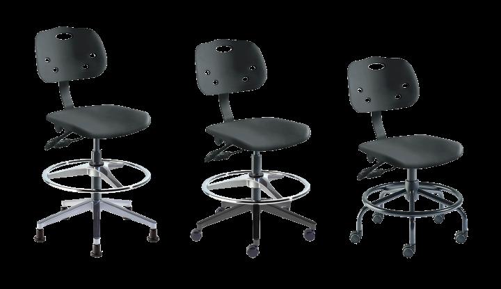 ArmorSeat laboratory chairs