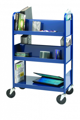 Multipurpose Carts and Book Trucks