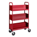 Multipurpose Cart RBS33 - Ruby Red
