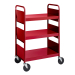 Multipurpose Cart RBS55 - Ruby Red