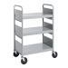 Multipurpose Cart RBS55 - Gray